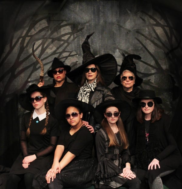 """""""Witch"""" Sweeps into Creative Cauldron for its World Premiere"""