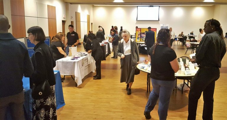 Mount Vernon Employment Fair Attracts than 100 Job Seekers