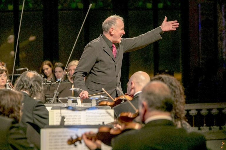Meet James Ross, Multi-Faceted New Music Director of the Alexandria Symphony Orchestra
