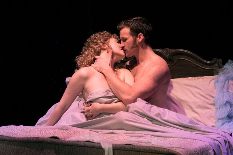 """Stephen Sondheim's """"Passion"""" Will Embrace You at Signature Theatre"""