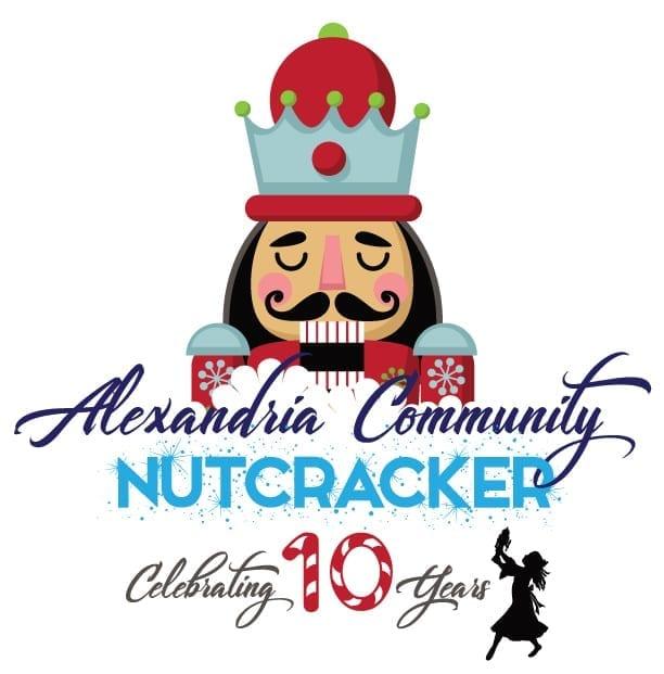 """Alexandria Community Nutcracker to Present Their Innovative 10th Anniversary """"The Nutcracker"""""""