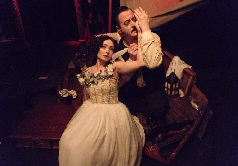 """Matt Conner's Music and Direction Shine in Haunting """"Nevermore"""" at Creative Cauldron"""