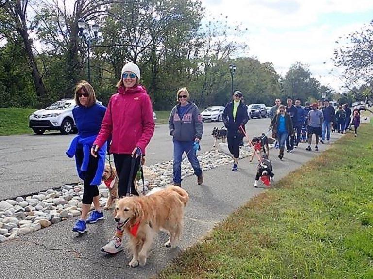 Dogs Help Raise $25,000 for Alexandria One-on-One Tutoring Program