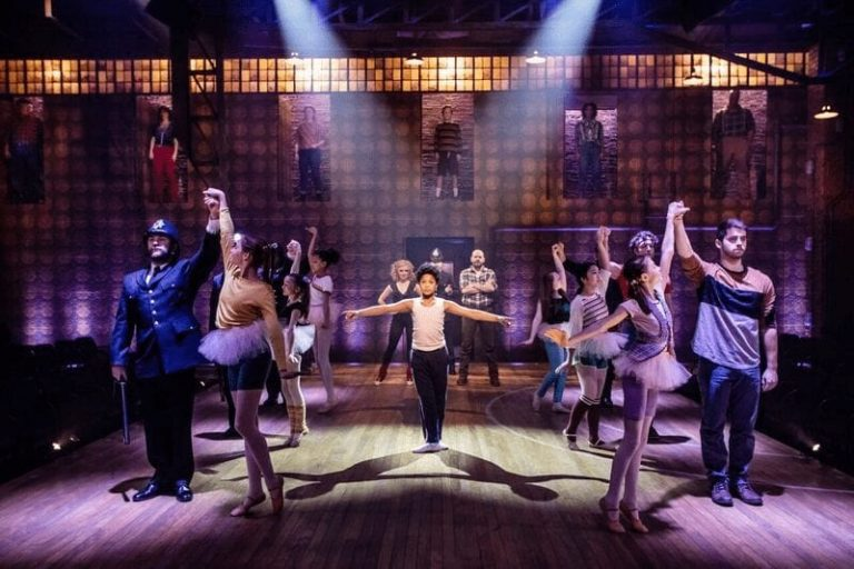 Signature Theatre's Billy Elliot is a Winner!