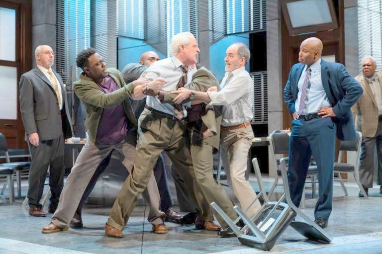 """""""Twelve Angry Men"""" at Ford's Theatre is Absolutely Riveting Theatre"""