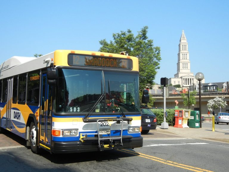 DASH Bus Stockholders Meeting Tuesday, February 12 at City Hall