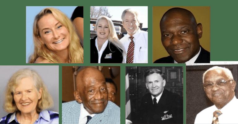 Living Legends of Alexandria Announces 2019 Living Legends Recipients