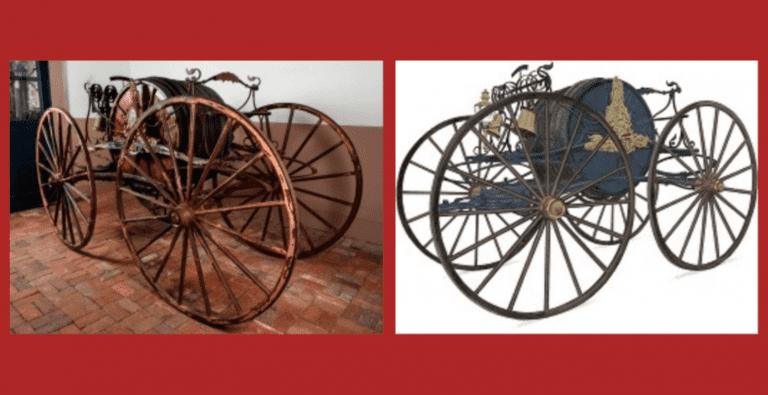 Alexandria: Help Our Hose Carriage!