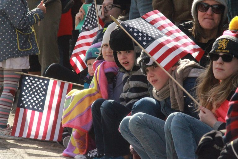 Don't Miss: Photos of the George Washington Birthday Parade in Old Town!