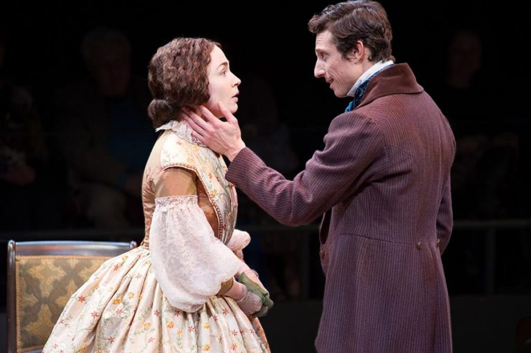 """""""The Heiress"""" at Arena Stage is a Stylish, Well-Crafted, and Fascinating Melodrama"""