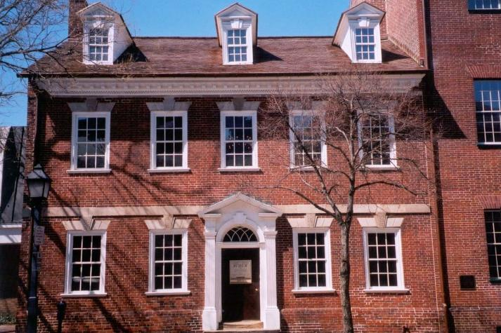 Thomas Jefferson and Gadsby's Tavern: The Link Between Them