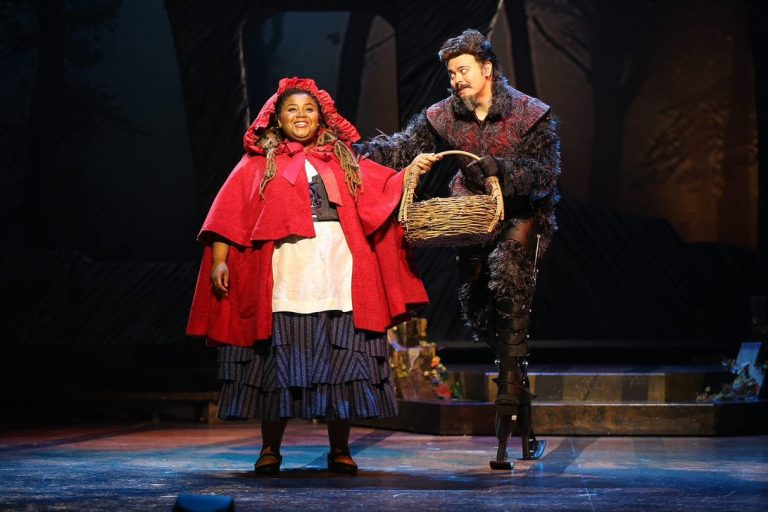 """Ford's Theatre Takes Us on a Wild and Wonderful Romp """"Into the Woods"""""""