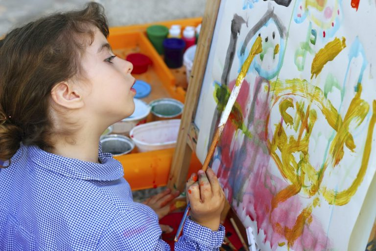 Coming April 5th: Family Art Night Presented by Office of the Arts