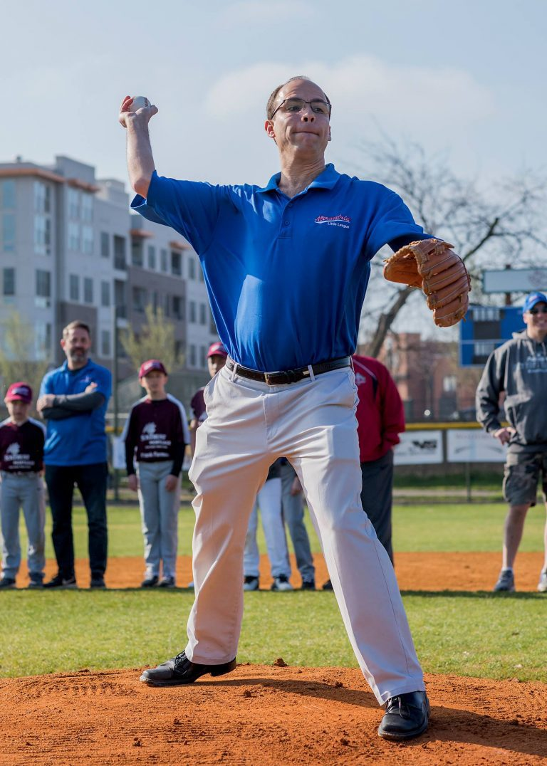 Play Ball! It's Opening Day for Alexandria Little League