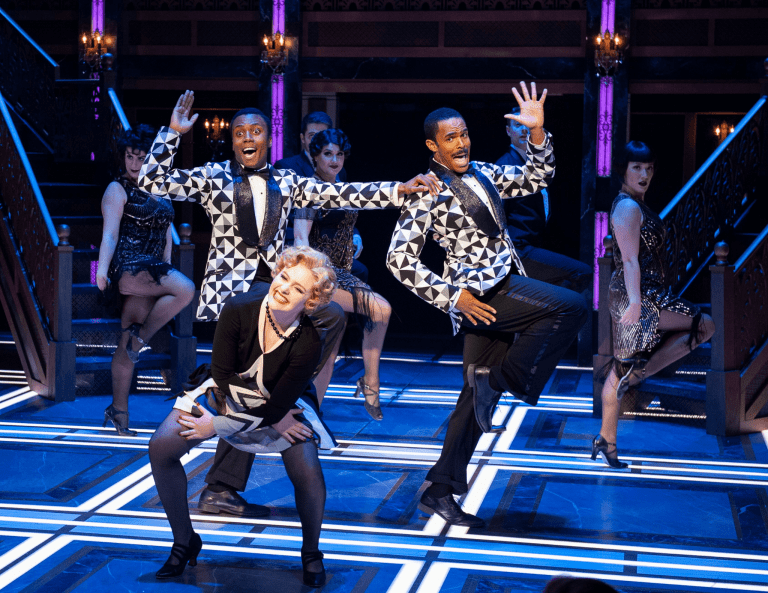 """A Night at the Signature Theatre's """"Grand Hotel, the Musical"""""""