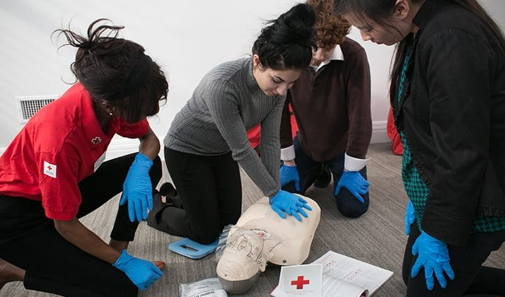 Recognizing National CPR and AED Awareness Week