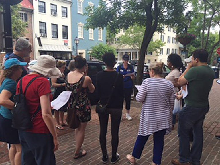 The 10th Annual Women's History Tour – Saturday, May 18