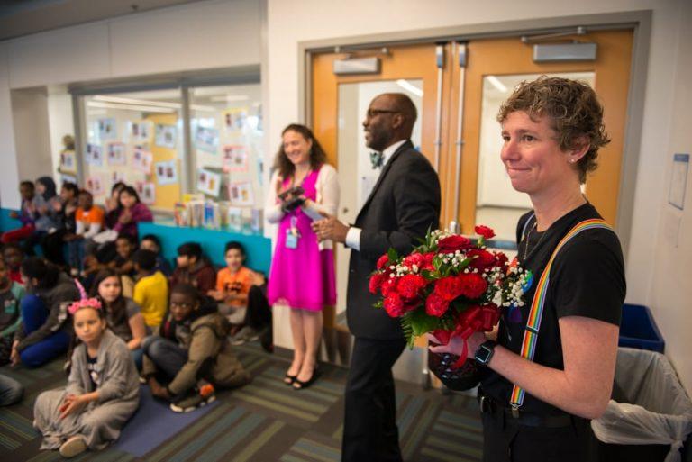 Tucker Elementary School Principal Named 2019 ACPS Principal of the Year