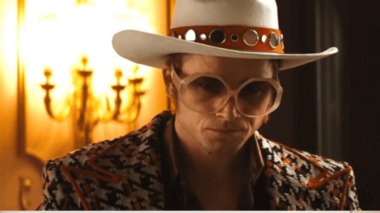 Rocketman Soars: Sir Elton John Rocks on the Big Screen