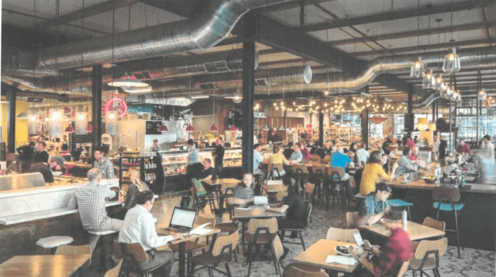 Alexandria City Council Approves Stovall Street Food Hall