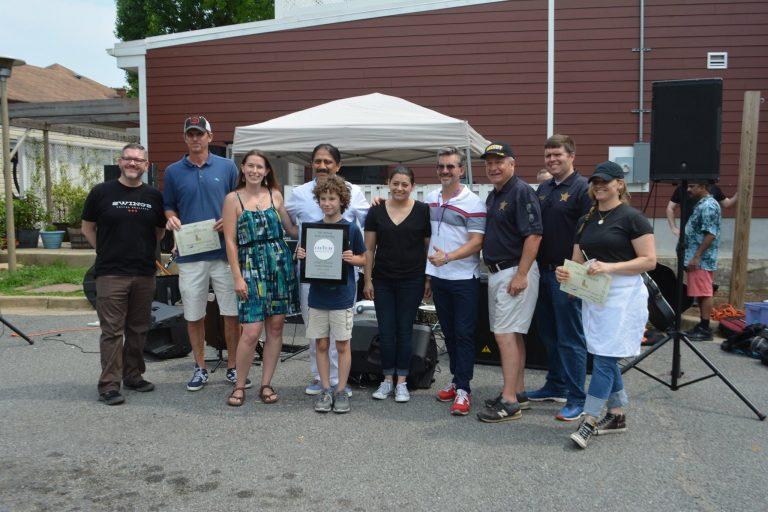 Del Ray Pizzera's Reserve, Pork Barrel BBQ Win Top Awards At Taste Of Del Ray