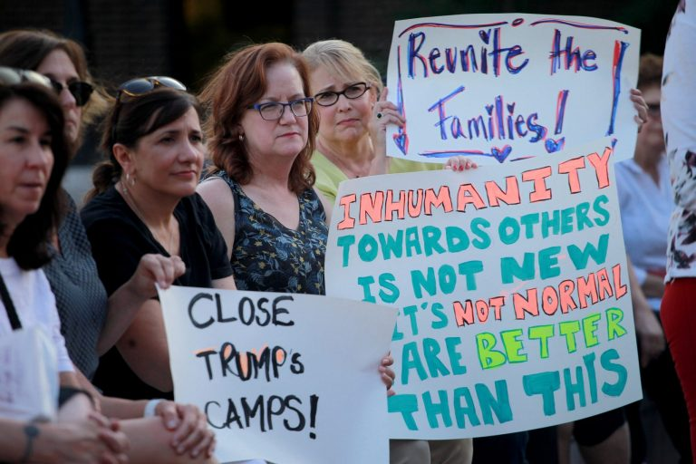 Photos: Lights For Liberty at Alexandria's Market Square