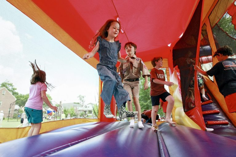 Check Out Our Photos of The Rosemont Fourth of July Celebration!