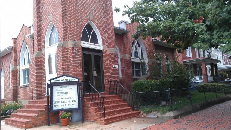 70 Years of Faithful Service: The Alleyne AME Zion Church