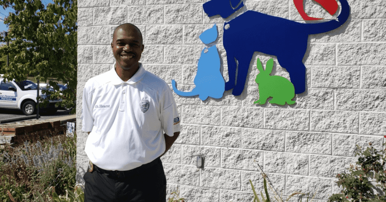 Kevin Hearst Hired as Chief Animal Control Officer in Alexandria