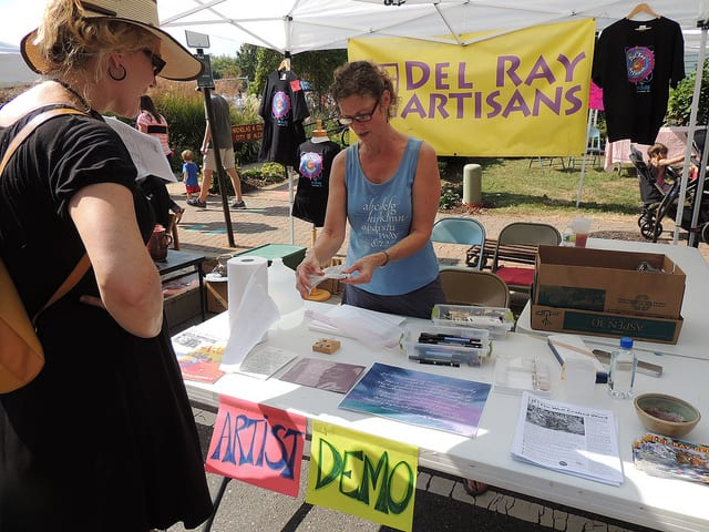 Tasty Goodies To Munch On At Art on the Avenue 2019!
