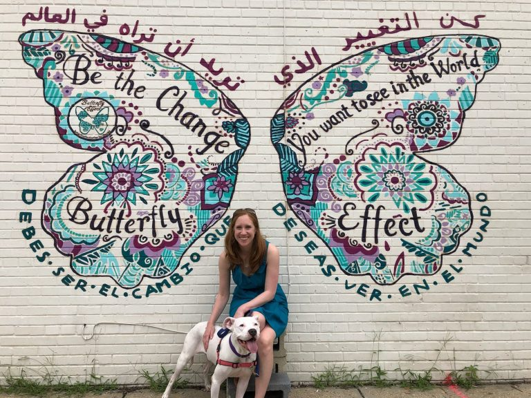 The Butterfly Effect Mural Fundraiser Raises Over $10,000 For 100+ Nonprofits!