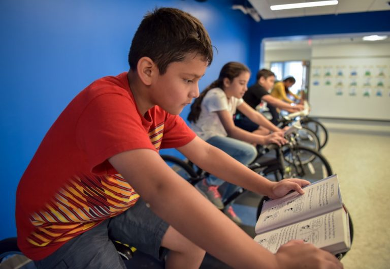 Brain-Boosting Stationary Bikes Coming to All ACPS Elementary Schools