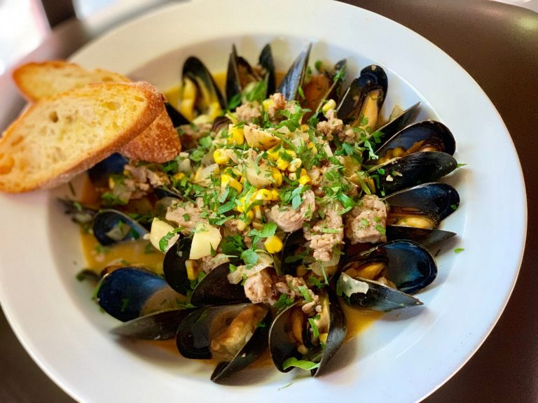 Augie's Mussel House and Beer Gardenis Officially Reopening to the Public!!