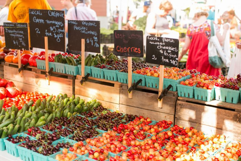 The Del Ray Farmers' Market Just Released a Cookbook!