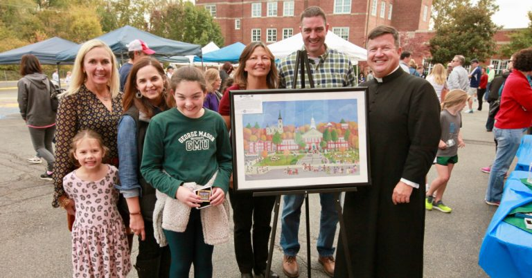 The Basilica School of St. Mary Celebrates 150 Years in Alexandria