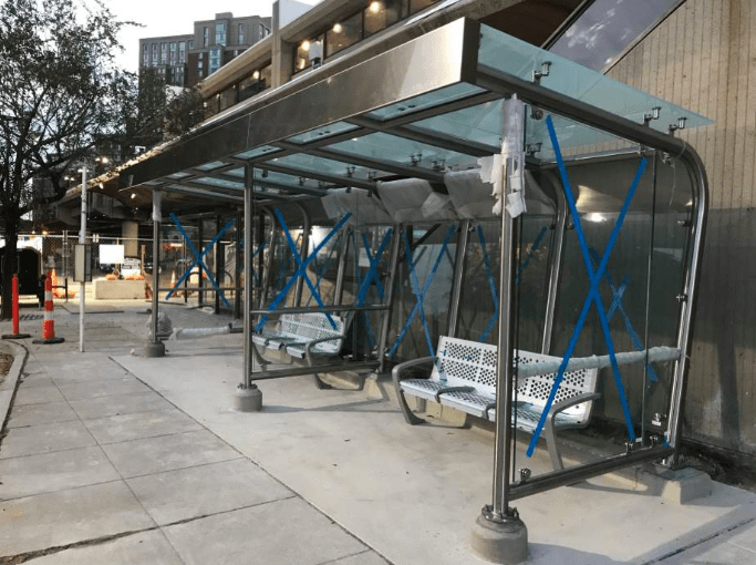 Metro: New Bus Loops, Kiss & Rides at Alexandria Metro Stations Done by Late Fall