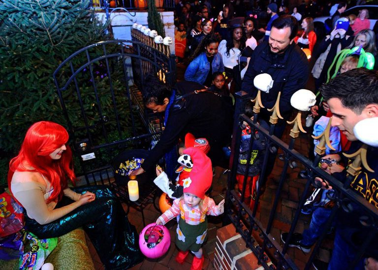Z Pick of the Month: Trick or Treating on S. Lee Street