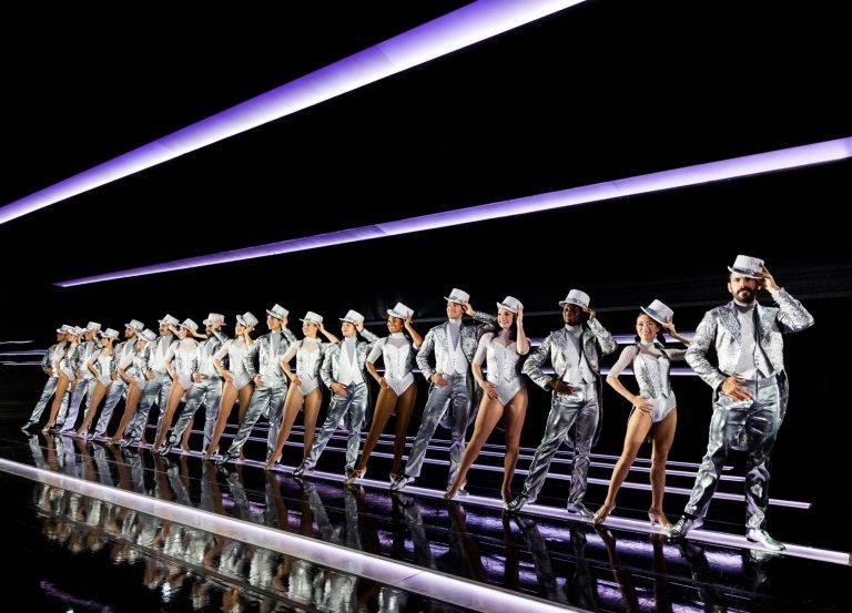 "Signature Theatre's ""A Chorus Line"" is Stylish and Singular!"