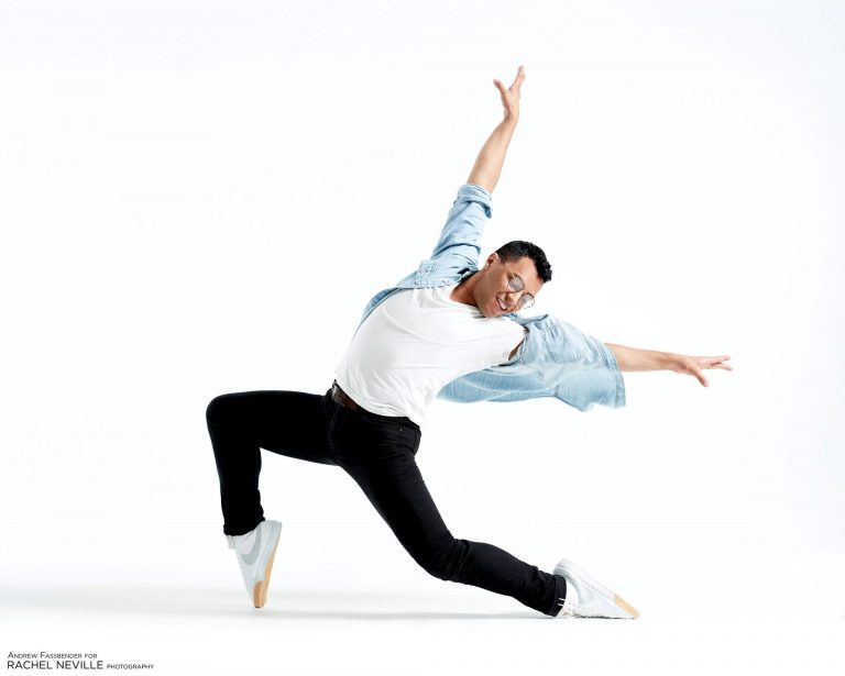 "A Q&A with ""A Chorus Line"" Dancer and Former Alexandria Resident, Daniel Powers"