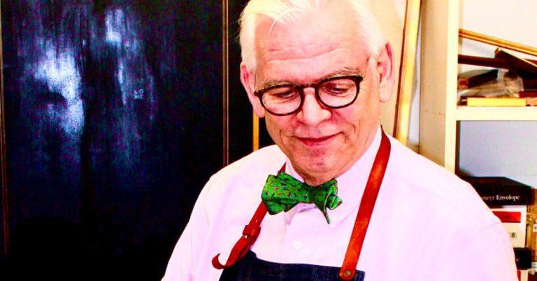 Todd Healy: Celebrated Alexandria Artist Still Creating at 70