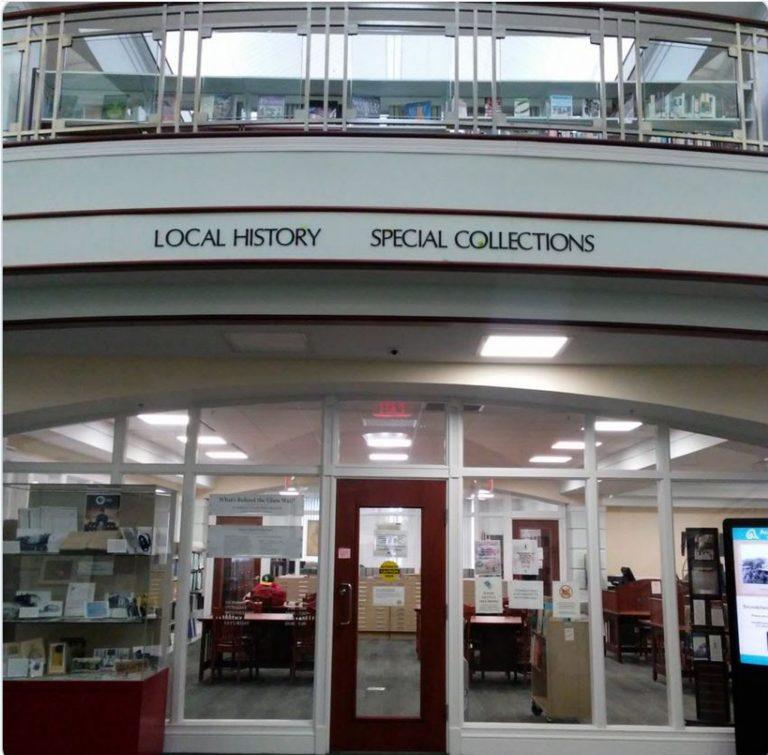 Local History in Alexandria