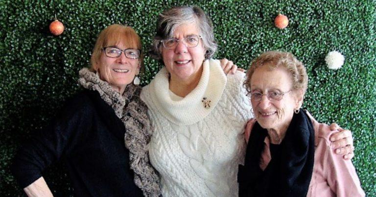Power Lunch: A Trio of Alexandria Legends
