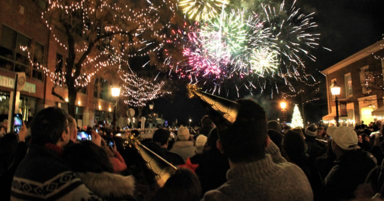 Silver and Gold: First Night Alexandria Celebrates 25 Years of Holiday Cheer
