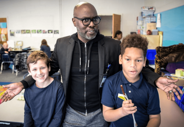 See How ACPS Superintendent Fared as a Substitute Teacher for a Day