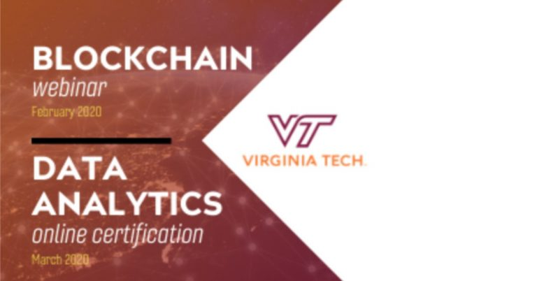 Learn with Virginia Tech from the Comfort of Your Own Home or Office