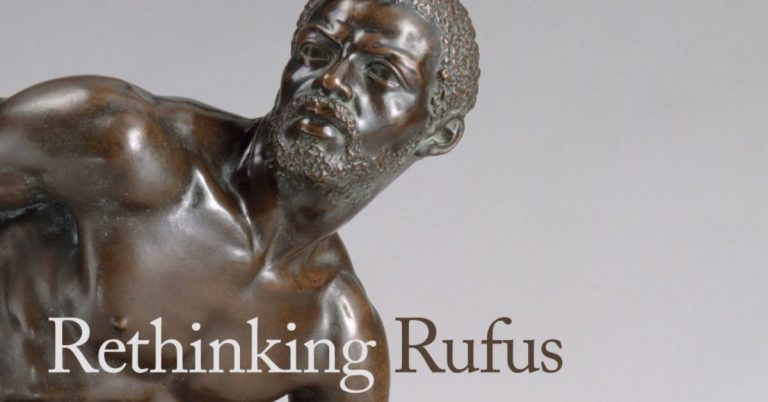 """Tickets Available for Groundbreaking Lecture in Alexandria: """"Rethinking Rufus: Sexual Violations of Enslaved Men"""""""