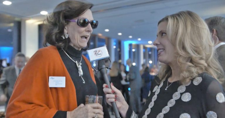 Z-TV Makes Debut at Alexandria Chamber of Commerce Chairman's Reception