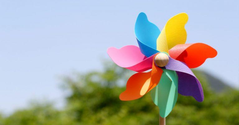 This New Pinwheel Garden in Alexandria Will Shine Light on Child Abuse