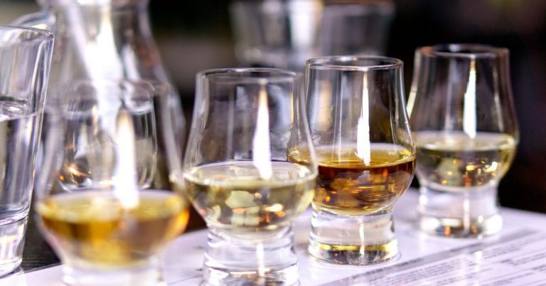 Tickets Available: Annual Alexandria Sister Cities Whisky Tasting
