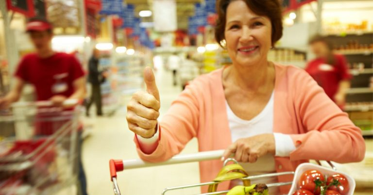 GROCERIES: Alexandria's Updated List of Senior Shopping Hours